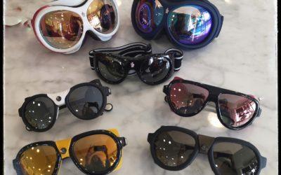 Arrivage des masques de ski Moncler !